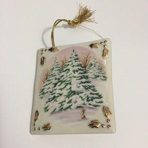 Lenox Christmas Ornaments.Lenox Christmas Holiday Ornament